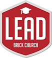 LEAD Brick Church Logo